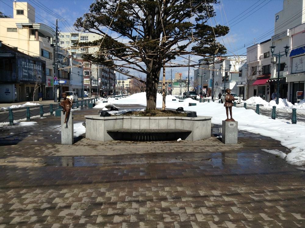 函館の妖精・春