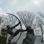 """エミール=アントワーヌ・ブールデル / 弓を引くヘラクレス """"Hercules the Archer"""""""