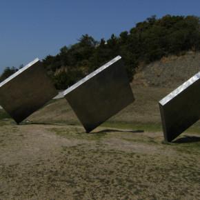 ジョージ・リッキー / 三枚の正方形