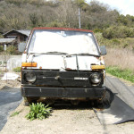 "廃車 ""Discarded Vehicle"""