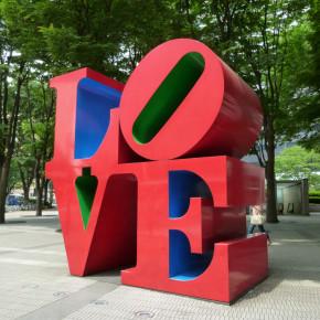 ロバート・インディアナ / LOVE