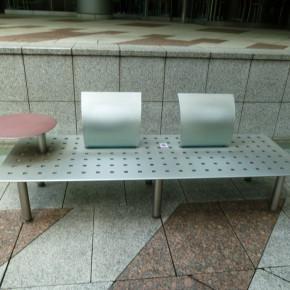 """ベンチ """"the bench"""""""