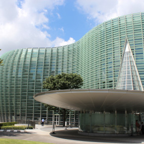 "国立新美術館 ""The National Art Center, Tokyo"""