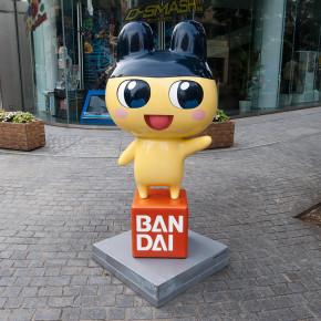 """バンダイキャラクターストリート """"BANDAI Character Street"""""""
