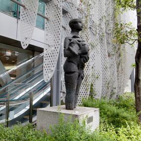 本郷新 / 鳥の碑