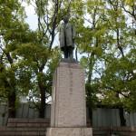 "朝倉文夫 / 渋沢栄一像 ""Statue of Eiichi Shibusawa"""