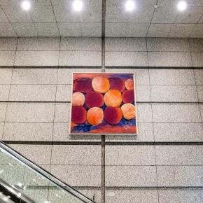 """辰野登恵子 / 無題 94-5 """"Untitled 94-5"""""""