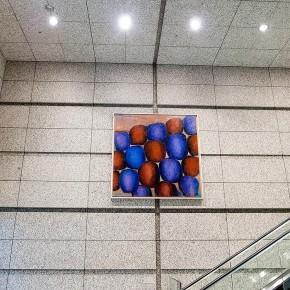 """辰野登恵子 / 無題 95-15 """"Untitled 95-15"""""""