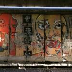 "Thierry noir, Kiddy Citny / ベルリンの壁 ""The Berlin Wall"""