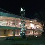 舞浜駅時計塔