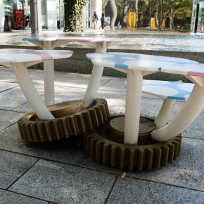 des+art / トヨスノコシカケ