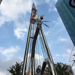 """住谷正巳 / 花びら風車 """"Flower windmill"""""""