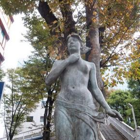 陶山定人 / 躍進の像