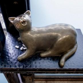 40番地の「ふく猫」