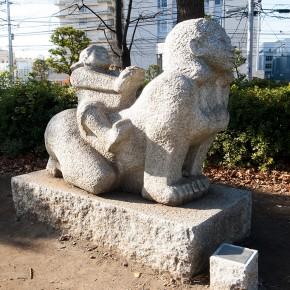 細井良雄 / 大地に生きる母子