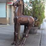 ゲオルギー・チャプカノフ / 道祖神(立川の動物たち‐馬)