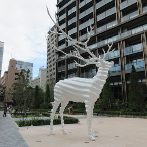 名和晃平 / White Deer