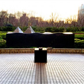 """菊地伸治 / 地平線の断片 No.2 """"Fragments of the horizon No.2"""""""
