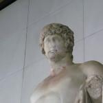 """アンティノウス像 """"Antinous as Vertumnus"""""""