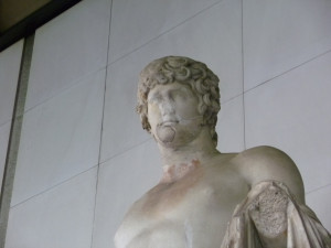 Antinous as Vertumnus