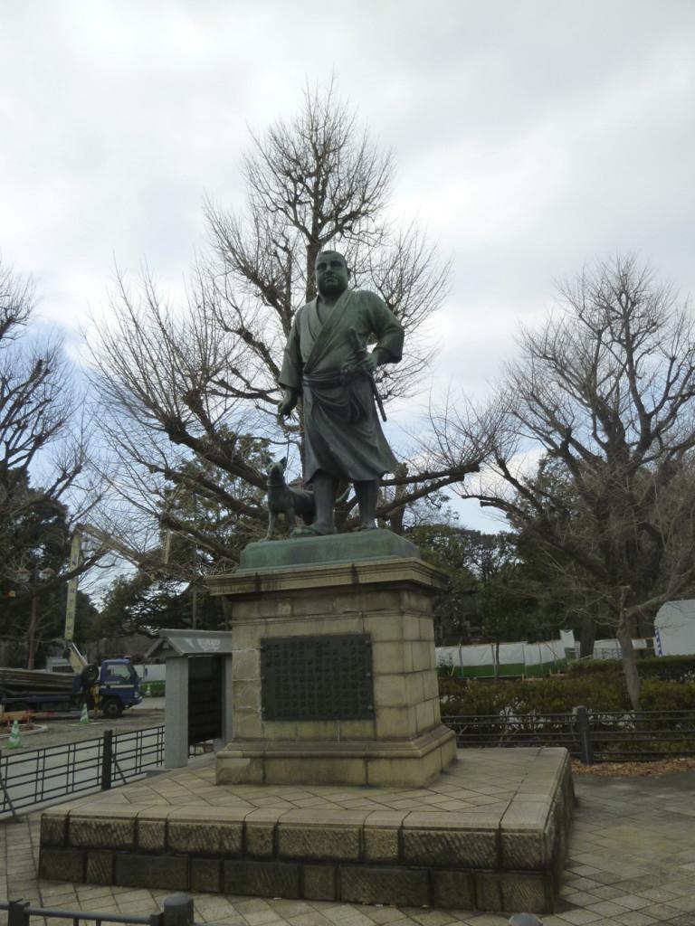 Statue of Saigo Takamori