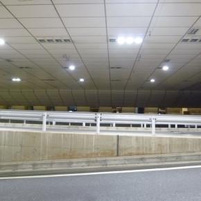 六本木ヒルズ下 都道319号線トンネル