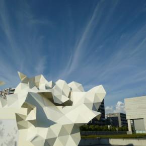 """ブルームバーグ・パヴィリオン """"Bloomberg Pavilion"""""""