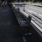 """ジャスパー・モリスン / パーク・ベンチ """"Park Bench"""""""