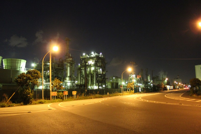 NIPPON SHOKUBAI CO., LTD. Kawasaki Chidori Plant