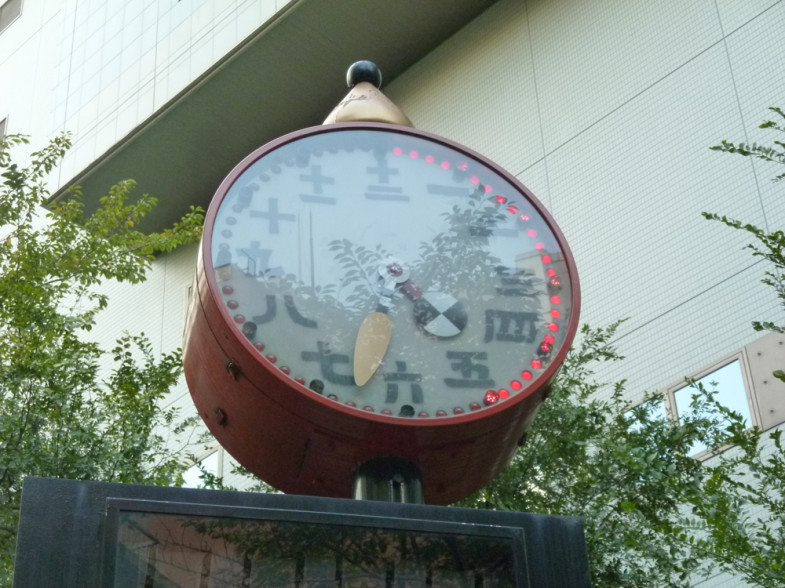 21st Century Clock Monument