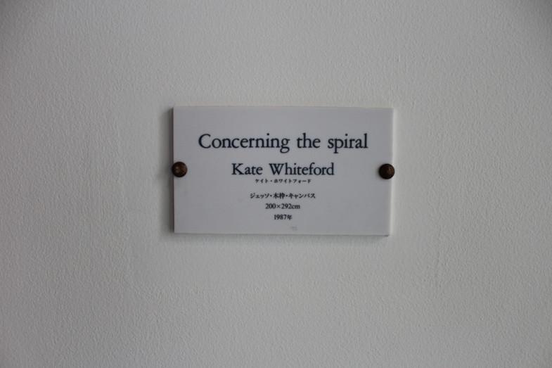 Concerning the spiral