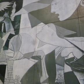 """パブロ・ピカソ / ゲルニカ(複製美術陶板) """"Guernica (ceramic reproduction)"""""""