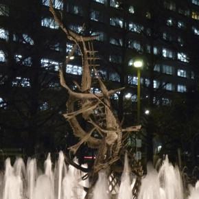 淀井敏夫 / カモメの噴水