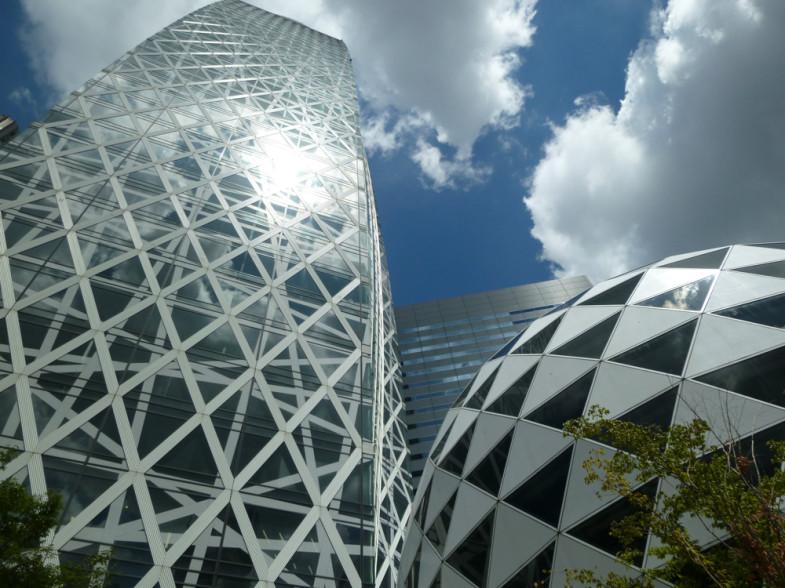 Tokyo Mode Gakuen Cocoon Tower