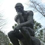 """オーギュスト・ロダン / 考える人 [拡大作] """"The Thinker [Enlarged]"""""""