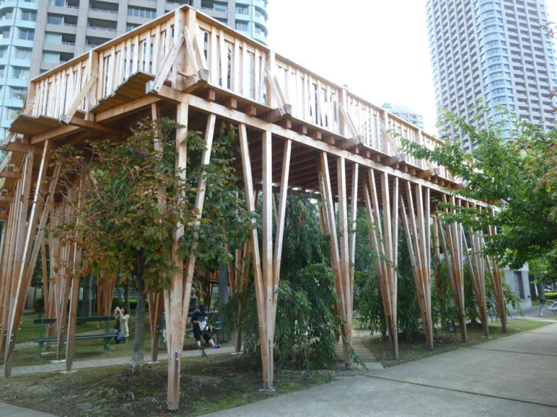 Tsukuda Terrace