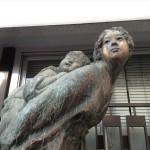 北村西望 / 若き日の母