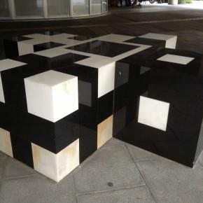 """タデウス・ミスロウスキー / アーキテクチュアル モザイク """"Architectual Mosaic"""""""