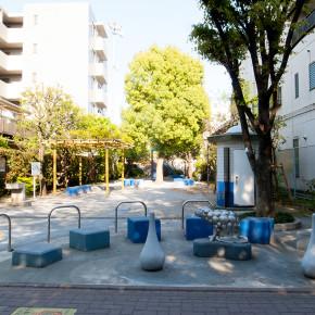 渡辺元佳、des+art / 大田区立矢口南児童公園改修