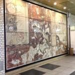 バルトロメウ・シド・ドス・サントス  / 日本橋駅壁画