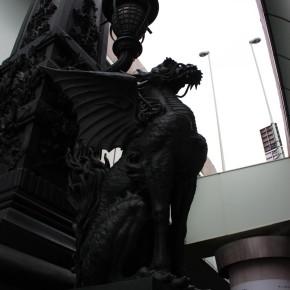 渡辺長男 / 麒麟像