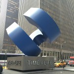 William Crovello / Time & Life Statue