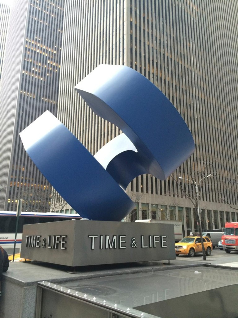 Time & Life Statue