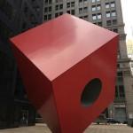 イサム・ノグチ / The Red Cube