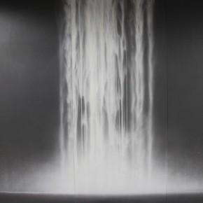 """千住博 / ウォーターフォール """"Waterfall"""""""