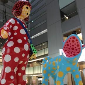 草間彌生 / ヤヨイちゃんとトコトン