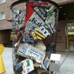 三島喜美代 / Work 2012